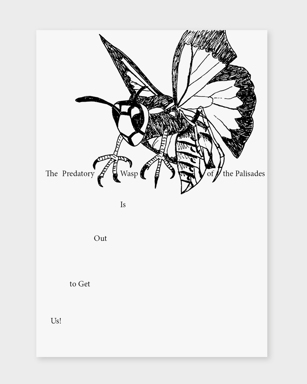 predatory wasp sufjan stevens