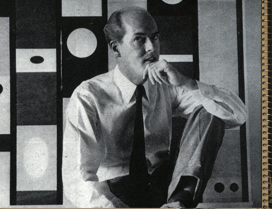 Olle Eksell portrait