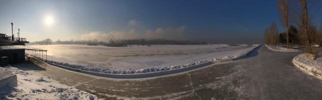 Angara River Two Days In Irkutsk