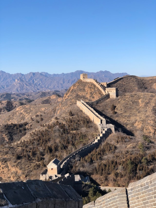Great Wall of China 3 days in Beijing www.thedancingcircustraveller.com