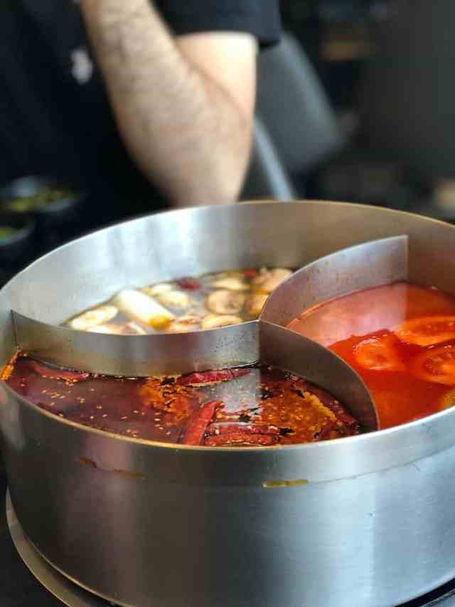 hot pot I love in china
