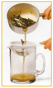 straining_an_herbal_decoction