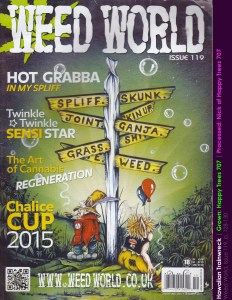 Weed World, Issue 119 p. 128-130