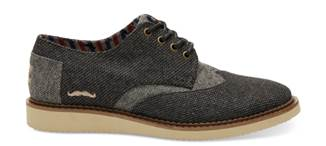 toms movember oxford shoe