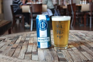river north brewery white