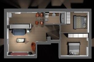 Appartamento privato - Roma