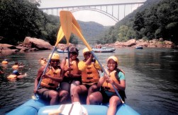 All for 1 rafting