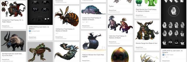 Pinterest_Creatures