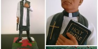 My Stuff: El Matador – Priest – Figure