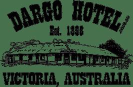 Dargo Hotel - Logo