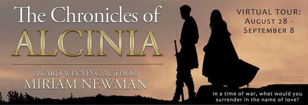 Join Author, Miriam Newman on her blog tour!