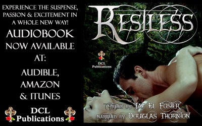 New Release Audiobook: Restless by Jae El Foster
