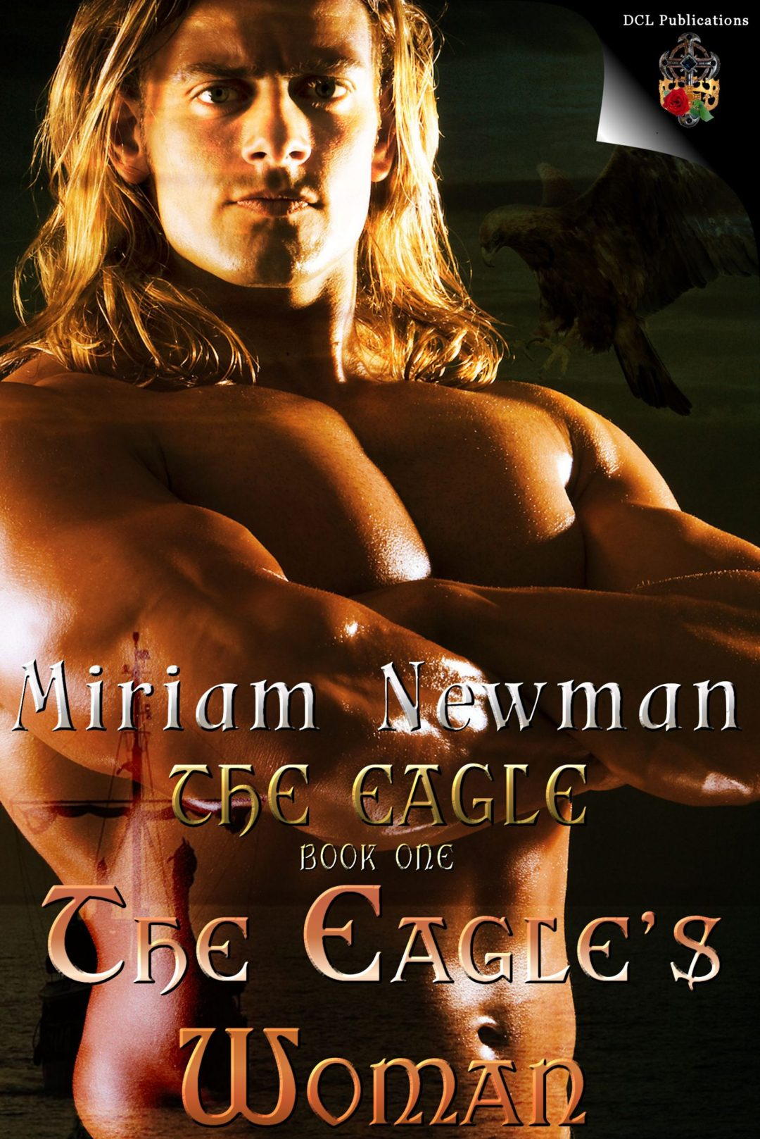 The Eagle's Woman by Miriam Newman