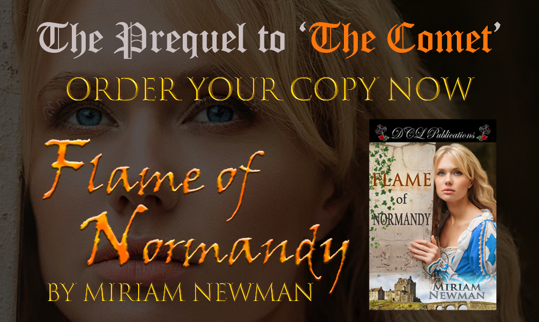 Pre-Order 'Flame of Normandy' Today!