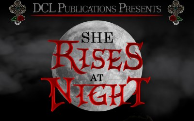 Now on Presale: 'She Rises at Night' by Jae El Foster