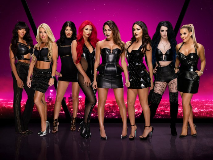 "TOTAL DIVAS -- Season: 5 -- Pictured: ""Total Divas"" Season 5 Key Art -- (Photo by: E! Entertainment)"