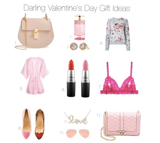 Darling Valentine's Day Gift Idea's