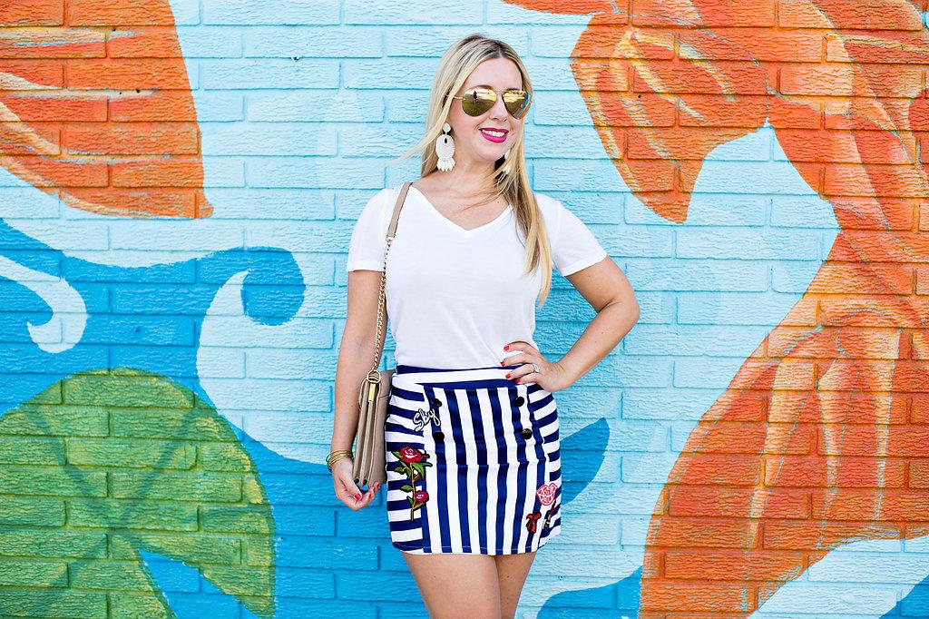 Nicole Kirk - Dallas Fashion Blogger - Patch trend
