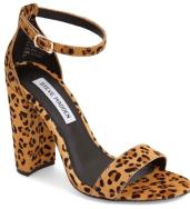 Leopard Heel