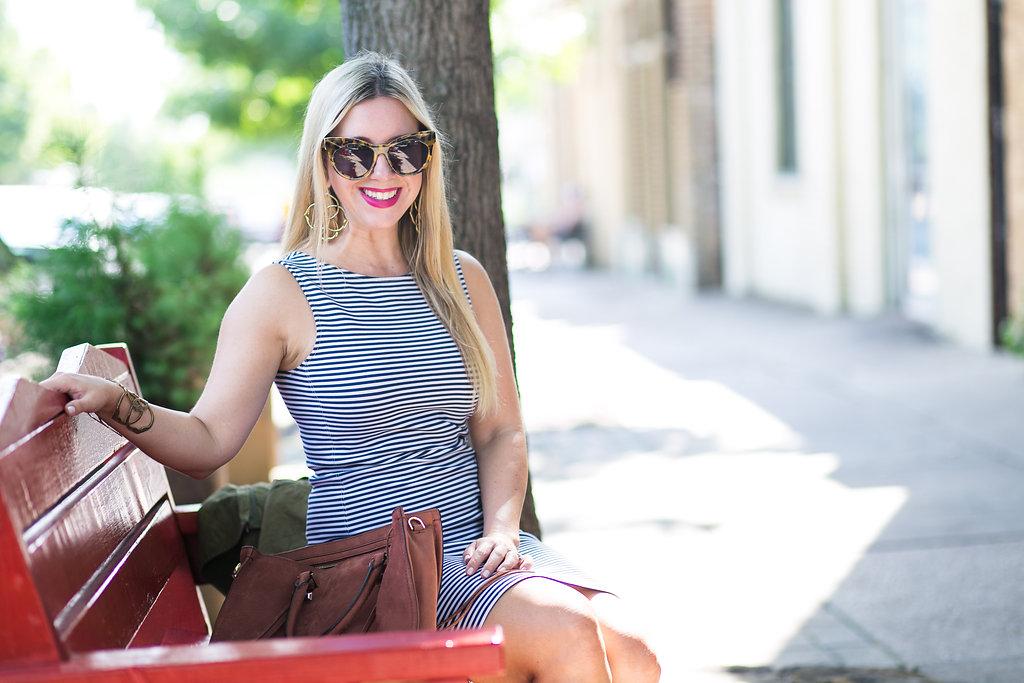 Dallas Fashion Blogger - Nicole Kirk