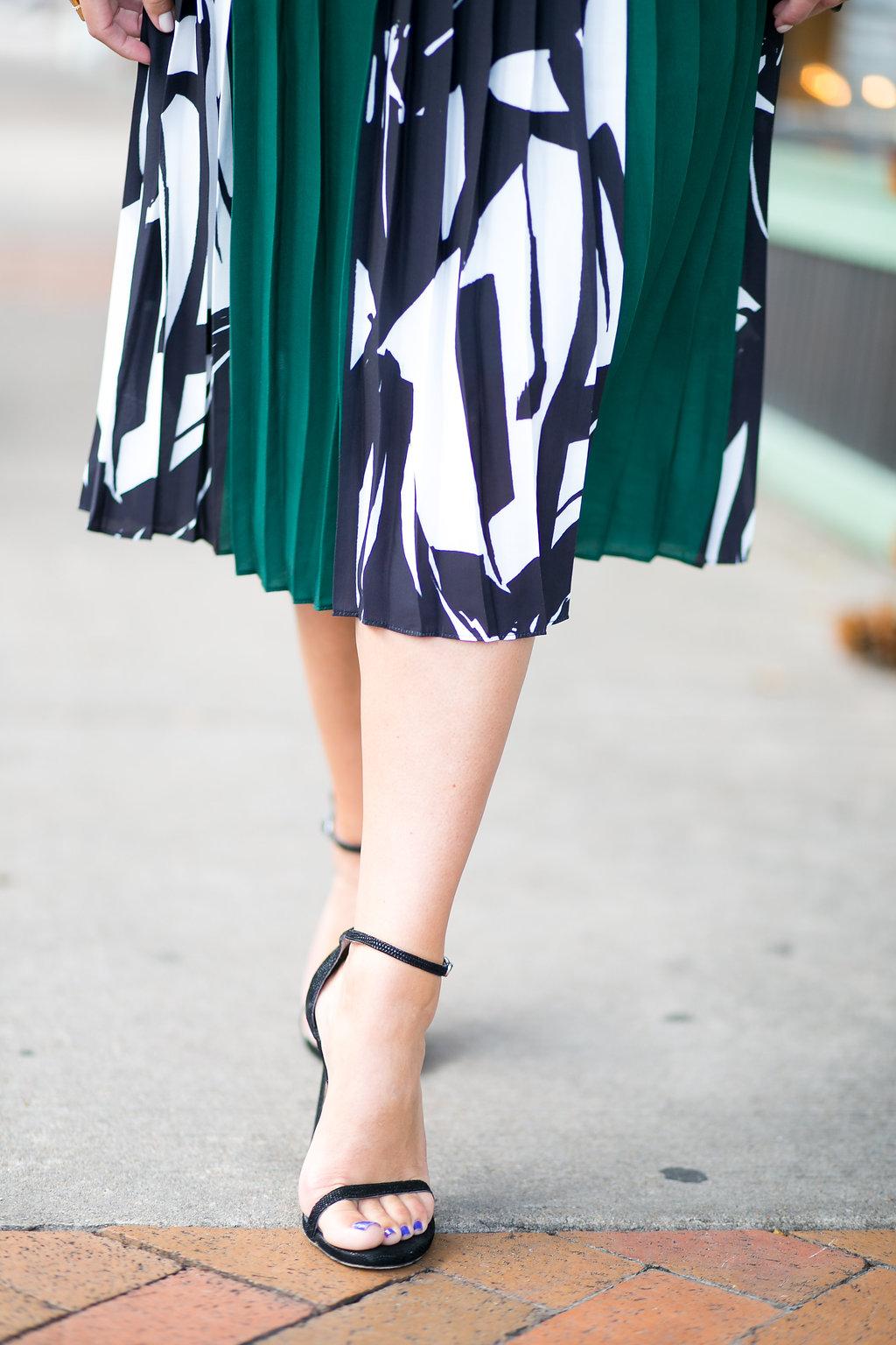 Chiffon Skirt | Dallas Fashion