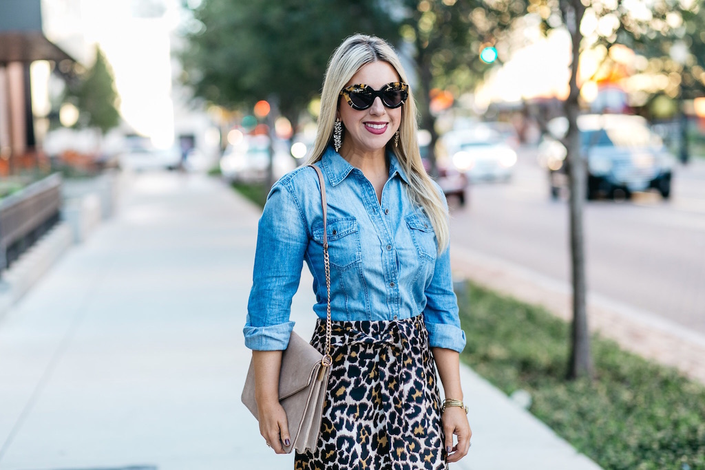 Dallas Fashion Blogger | Nicole Kirk