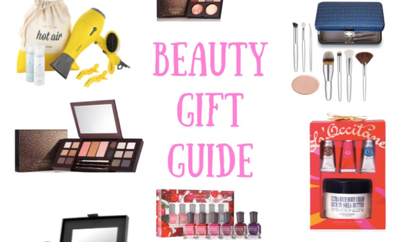 Beauty Gift Guide | The Darling Petite Diva