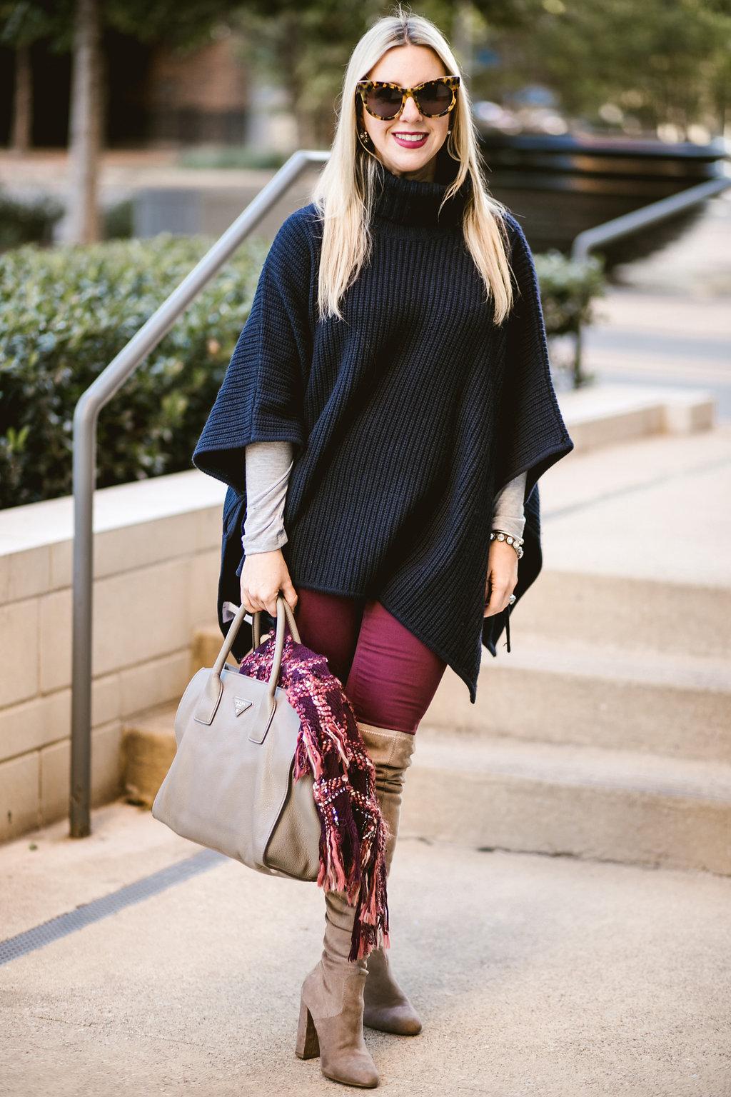 Dallas| Fall Look Book | Nicole Kirk | Blog