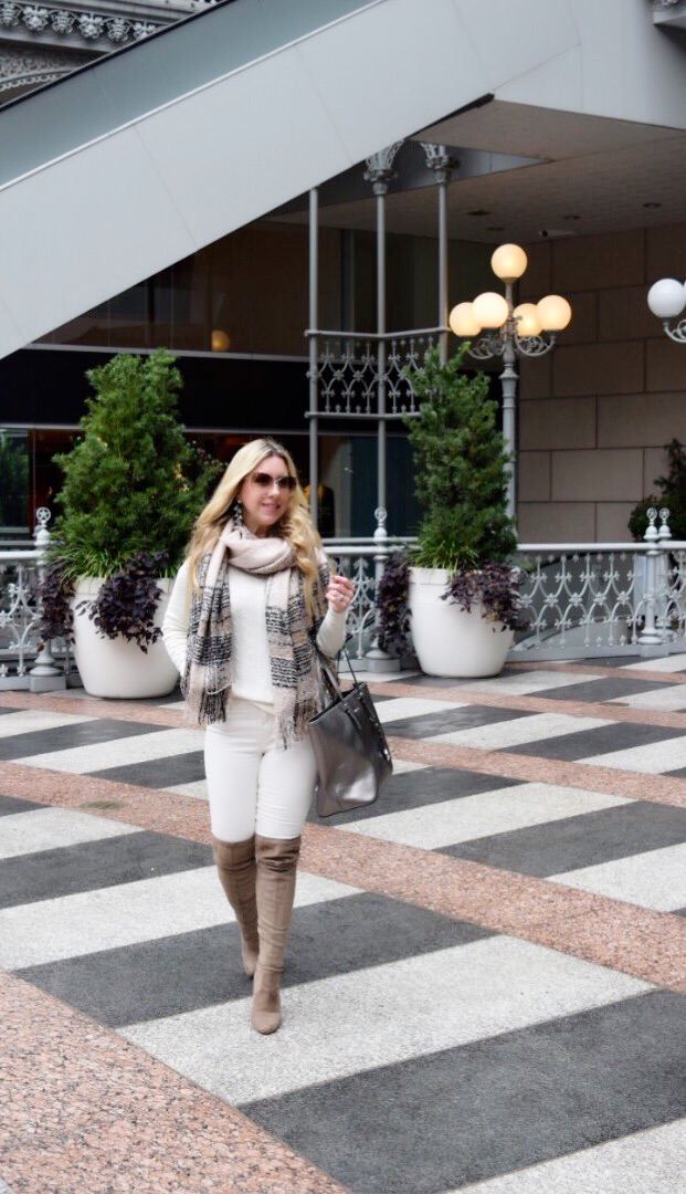 The Darling Petite Diva | Winter Style