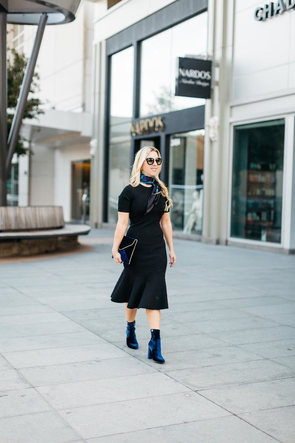 Styling A LBD | The Darling Petite Diva | Nicole Kirk