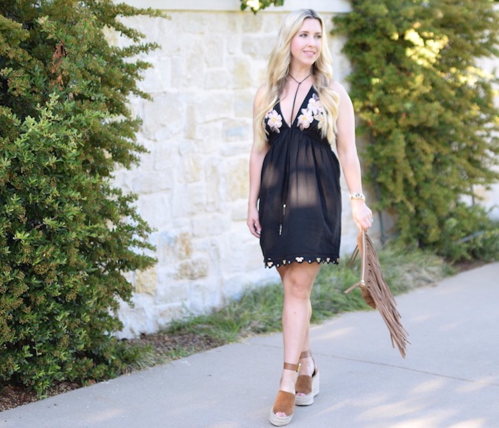 Love & Flowers Dress | The Darling Petite Diva | Nicole Kirk