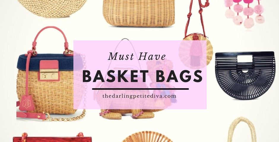 Must Have | Basket Bags
