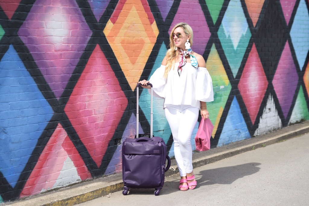Packing Made Easy With Lipault   The Darling Petite Diva   Nicole Kirk