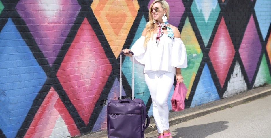 Packing Made Easy With Lipault | The Darling Petite Diva | Nicole Kirk