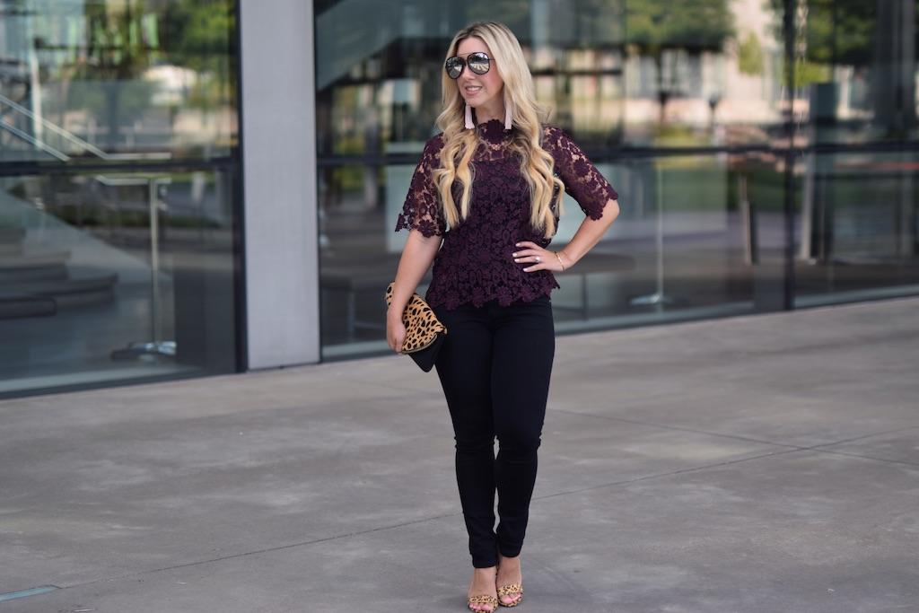 Combining Fall Trends   The Darling Petite Diva
