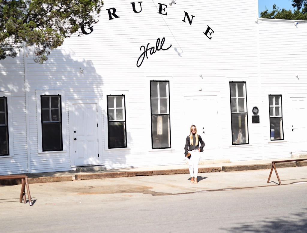A Visit To Gruene Hall | The Darling Petite Diva