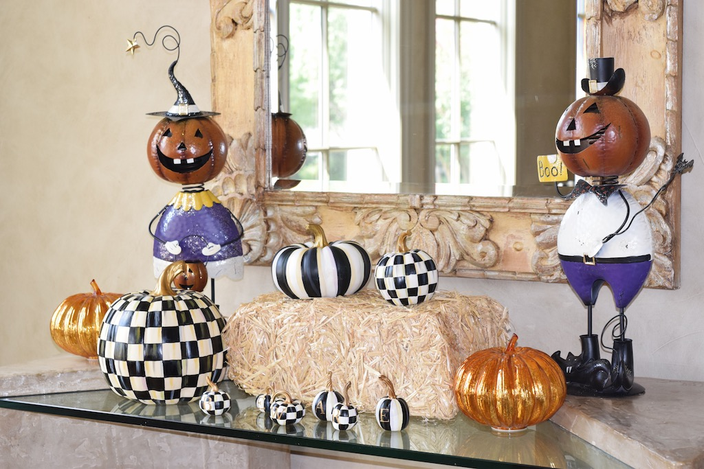 Fall Tablescape Ideas With MacKenzie-Childs   Fall Decor   The Darling Petite Diva   Nicole Kirk