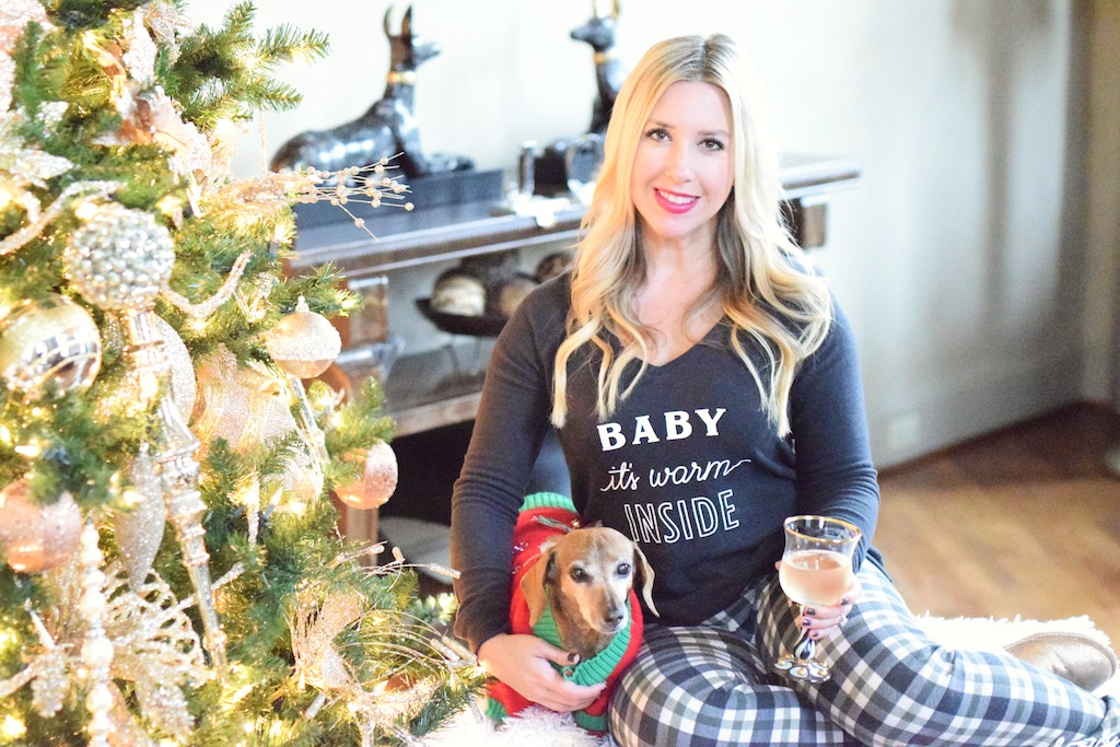 Favorite Christmas Pajamas Pick's | The Darling Petite Diva