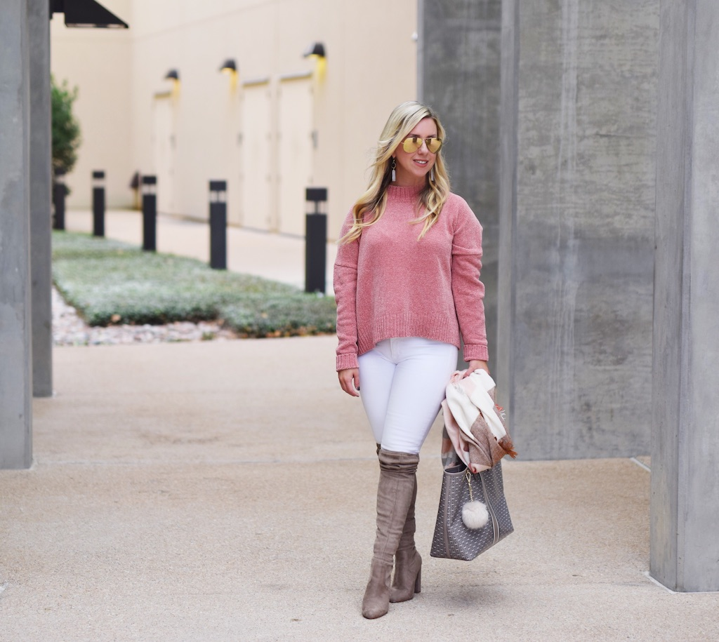 Chenille Sweater | The Darling Petite Diva