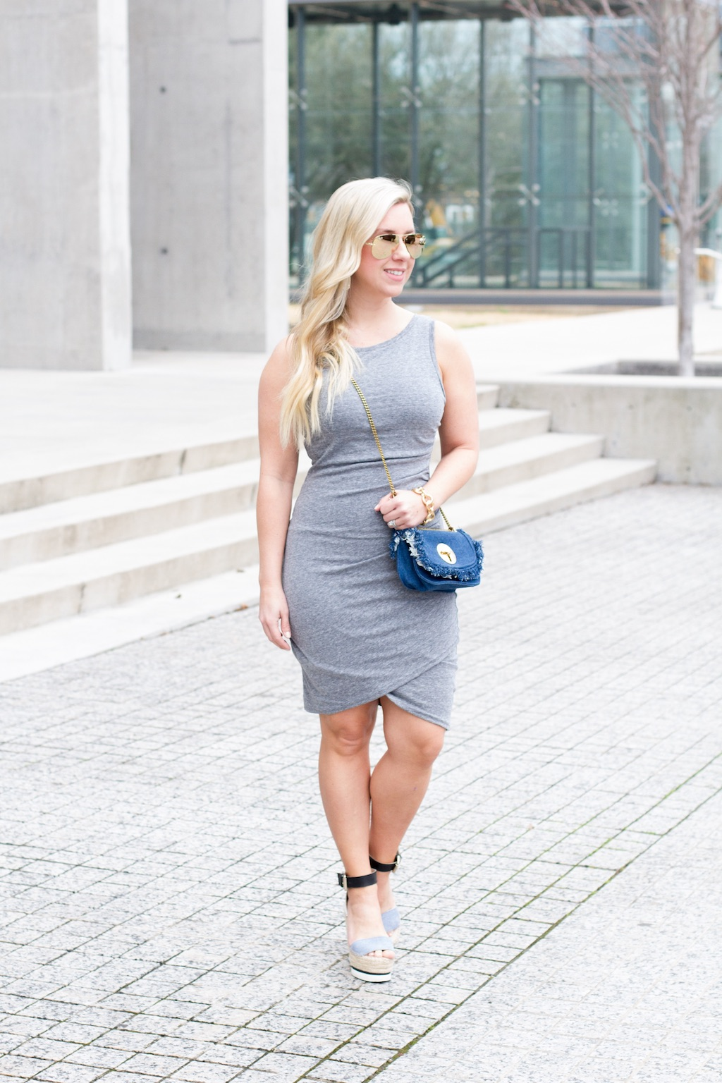 Body-Con Tank Dress   Spring Tank Dress   The Darling Petite Diva