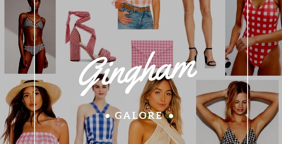Gingham Galore