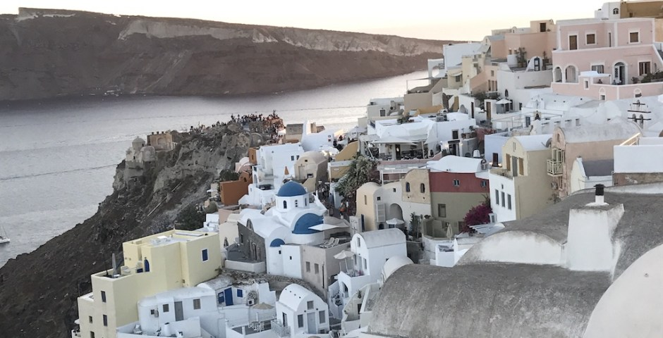 Santorini | Travel Blog | The Darling Petite Diva