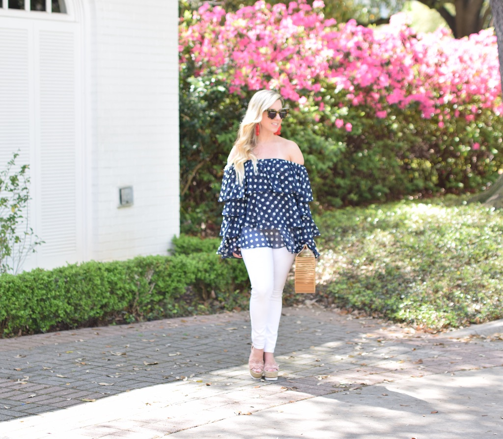 Spotted | Spring Style | The Darling Petite Diva