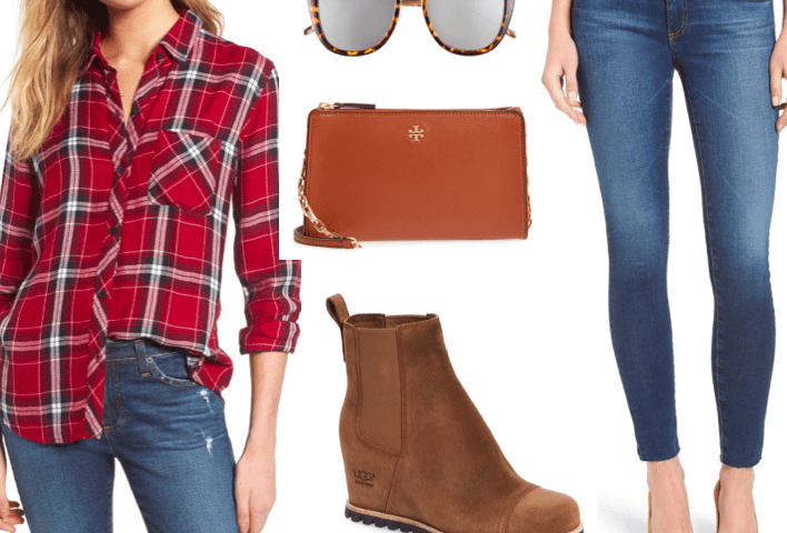 Casual Fall Look | Nordstrom Anniversary Sale