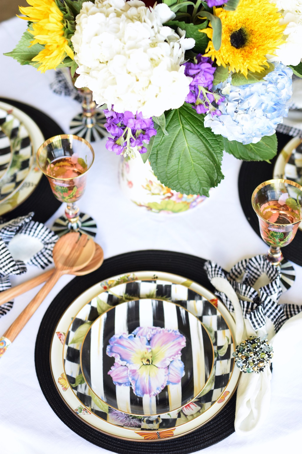 Summertime Entertaining With MacKenzie-Childs
