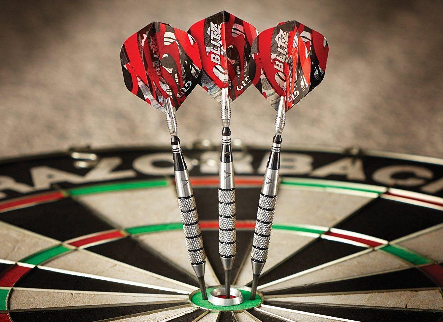 Viper Sinister Dart Review Steel Tip 95 Tungsten The Dart Room
