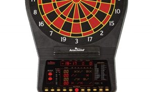 Arachnid Cricket Pro 900 Electronic DartBoard