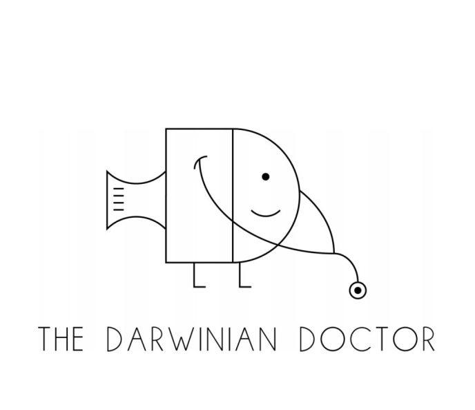 The Darwinian Doctor logo