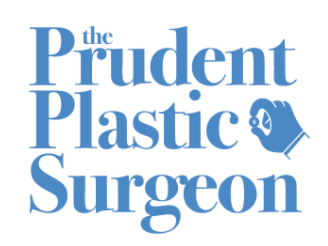The Prudent Plastic Surgeon logo