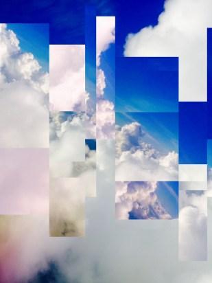 Pixel Sky 5 Photo Print, 8X10, Kodak Endura Metallic